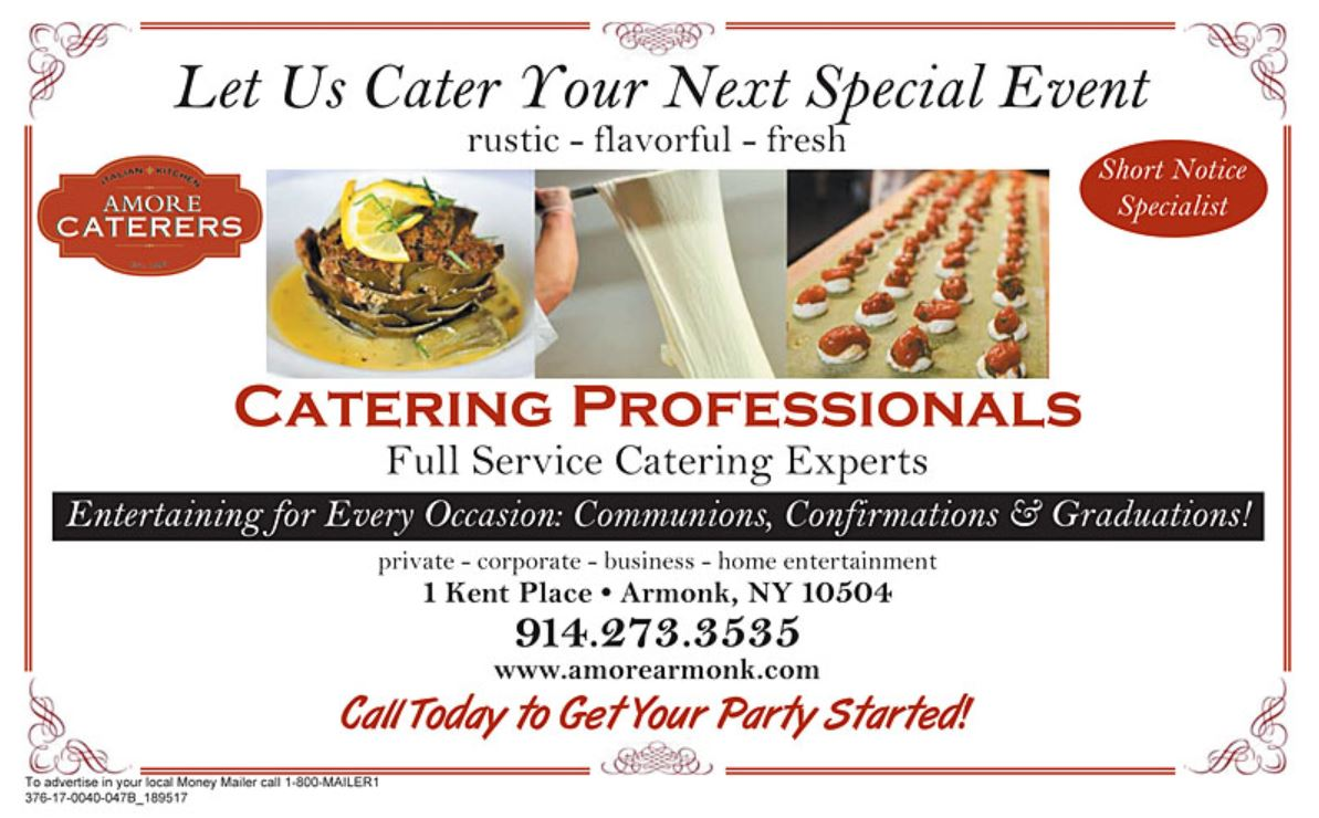 let us cater your next special event!