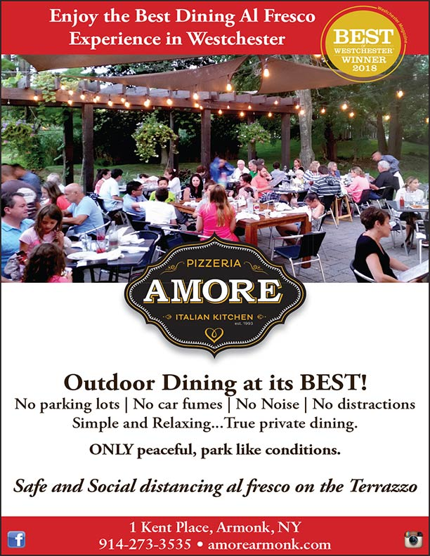 Amore Outdoor Dining